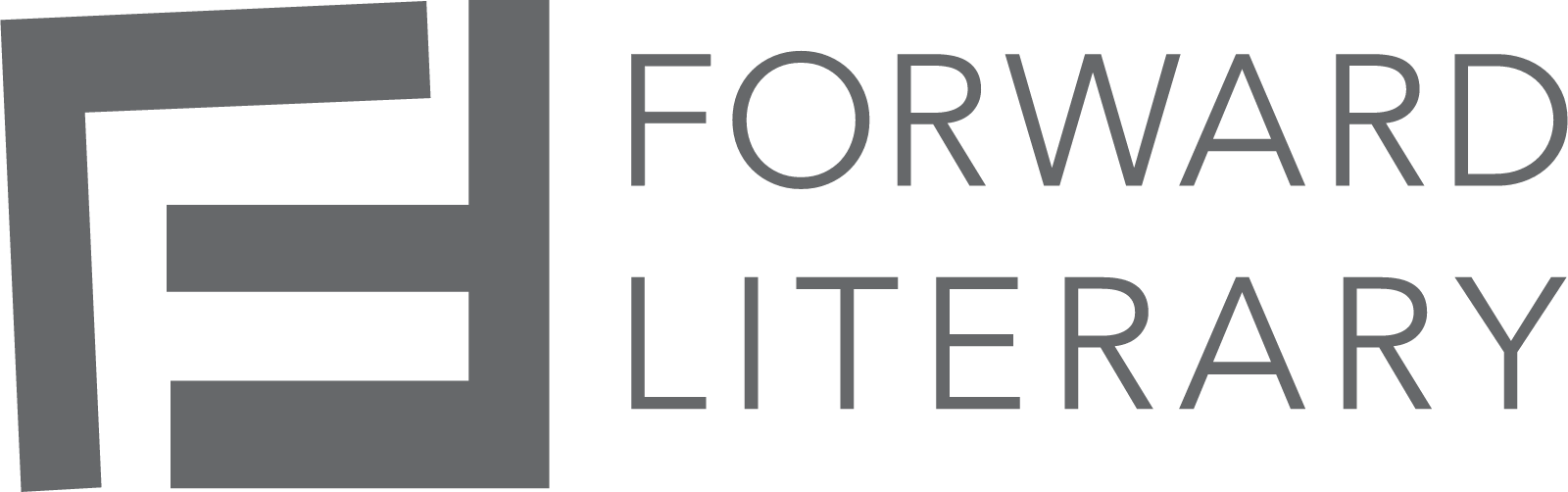 Forward Literary Logo