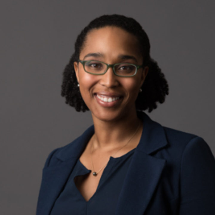 Photo of Dr. Kira Hudson Banks
